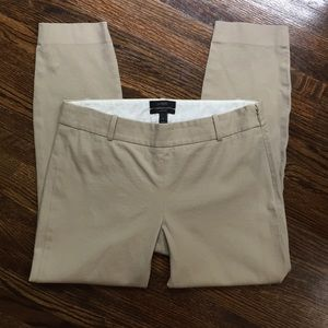 J Crew Mini Cropped Pants